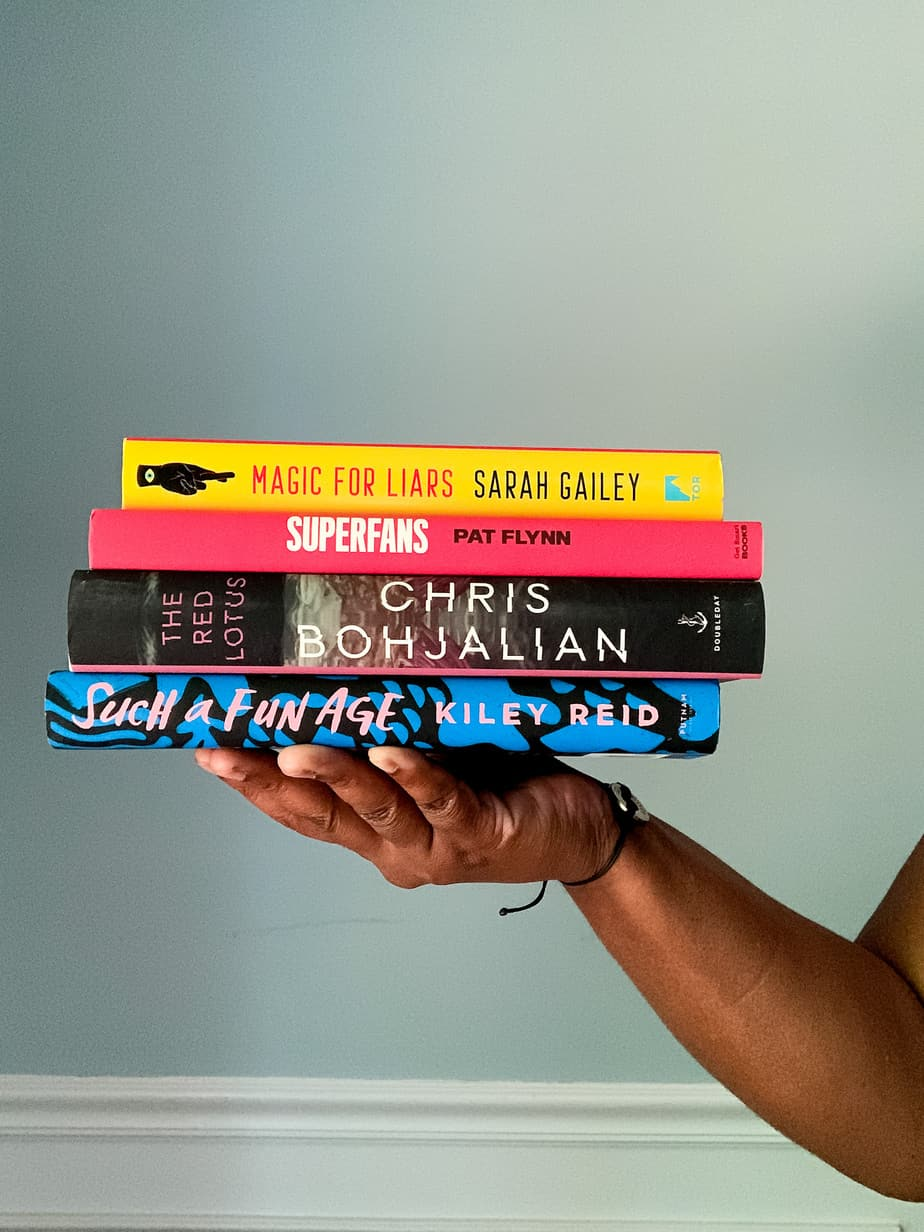 May: Books I'm Reading this Month