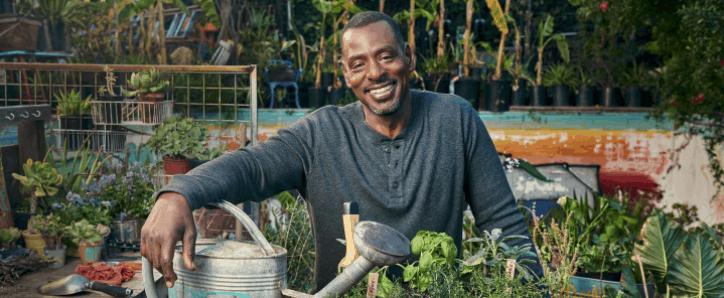 Masterclass: Ron Finley Teaches Gardening