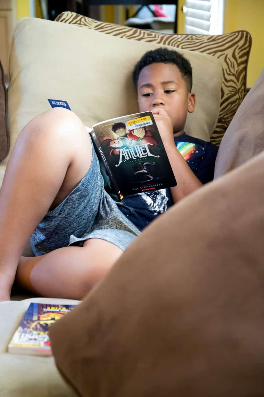 Best Chapter Books for Boys Ages 8-12 to Read This Summer