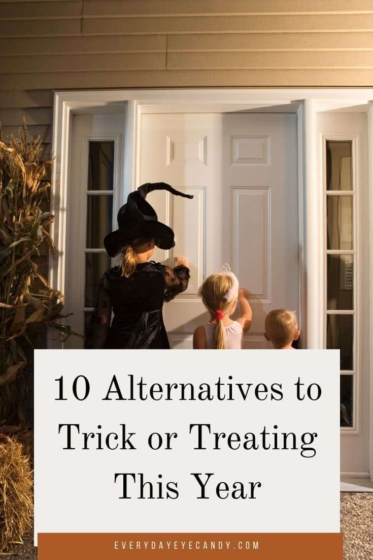 10 alternatives to trick or treating
