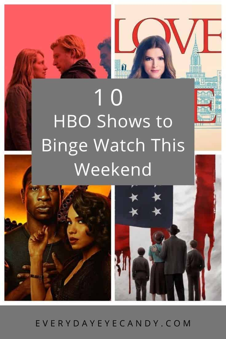 10 shows to binge watch on HBO