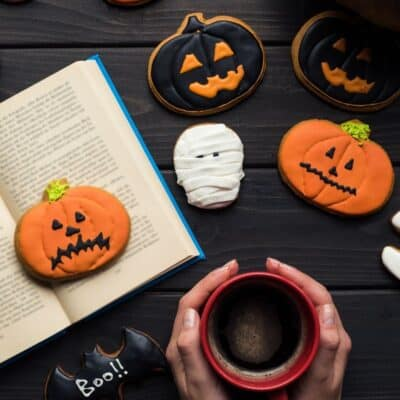 Best Halloween Books for Adults