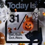 Halloween Advent Calendars: yes, they are a thing!