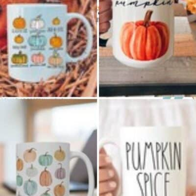 Pumpkin Mugs for Fall that you must have