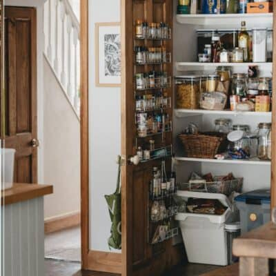 How to Complete a Pantry Challenge