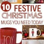 christmas mugs graphics