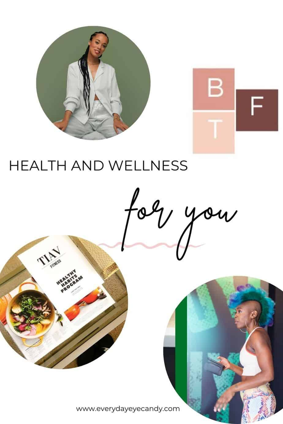 health and wellness black owned small businesses