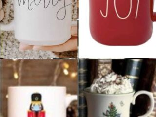 Looking for fun and festive Christmas Mugs to Upgrade your favorite holiday drink? Check out one of these Fun Christmas Mugs this holiday season.