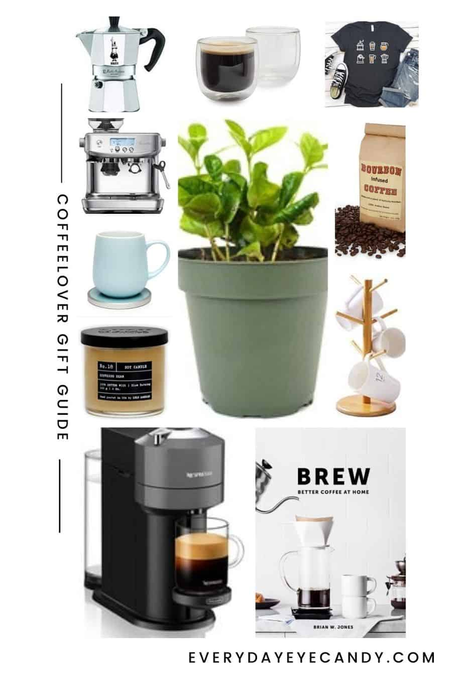 20 ideas for gifts for coffee lovers