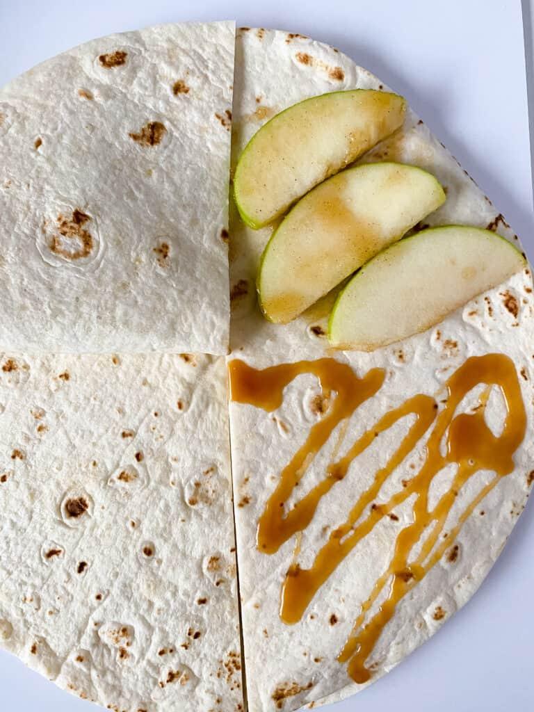 TikTok Tortilla Wrap Hack
