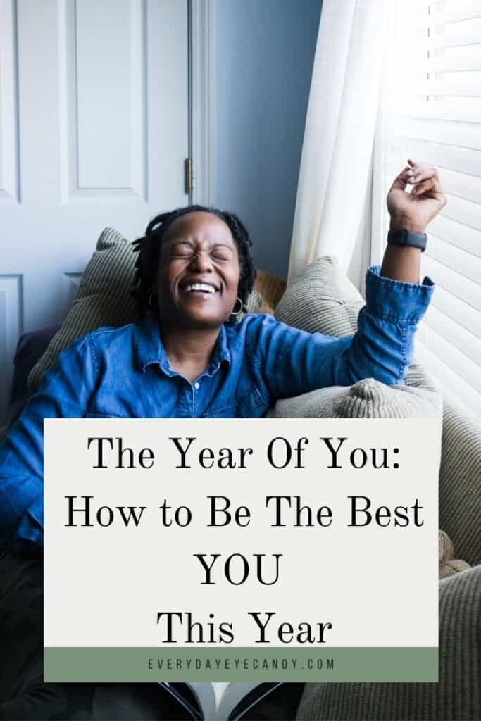 the year of you graphic