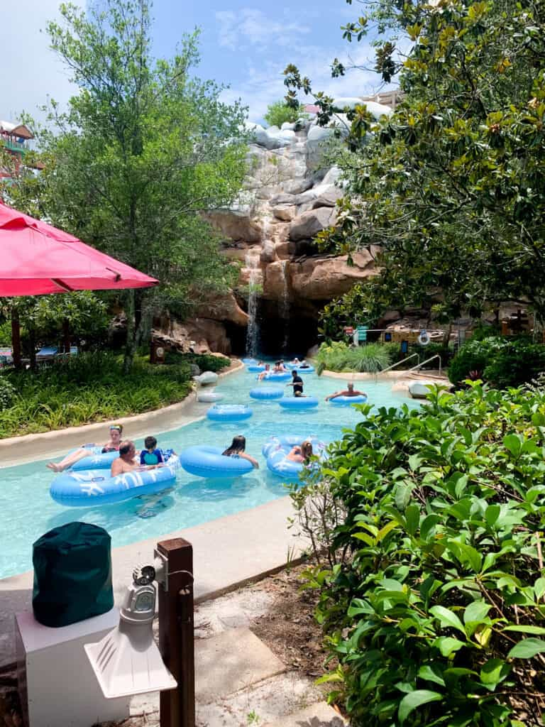 Bliizard Beach is the only water park open due to changes at disney world .
